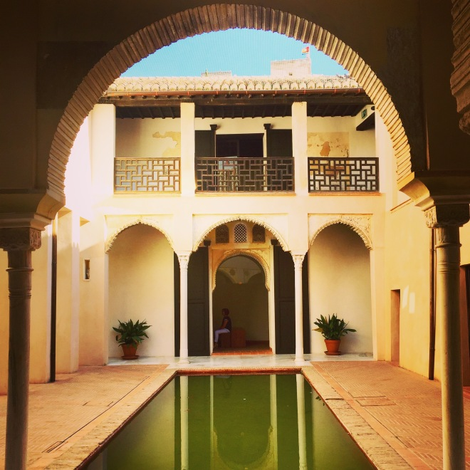 Casa de Zafra in Granada